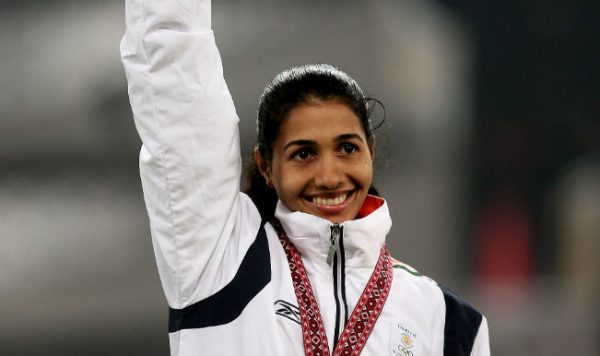 Anju Bobby George Athletics Academylockdown Anju Bobby George