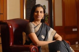 CBI lookout notice Chanda Kochhar