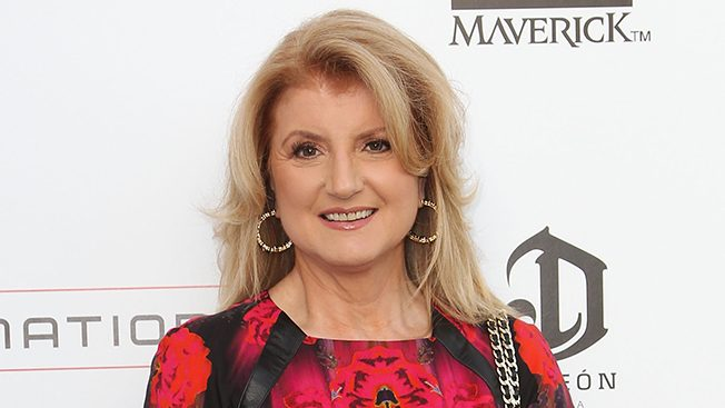 Arianna Huffington Picture By: AdWeek