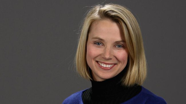 Marissa Mayer: Yahoo! CEO