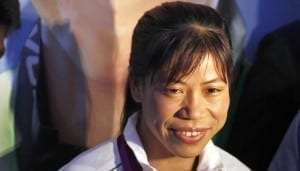 Mary Kom on shethepeople