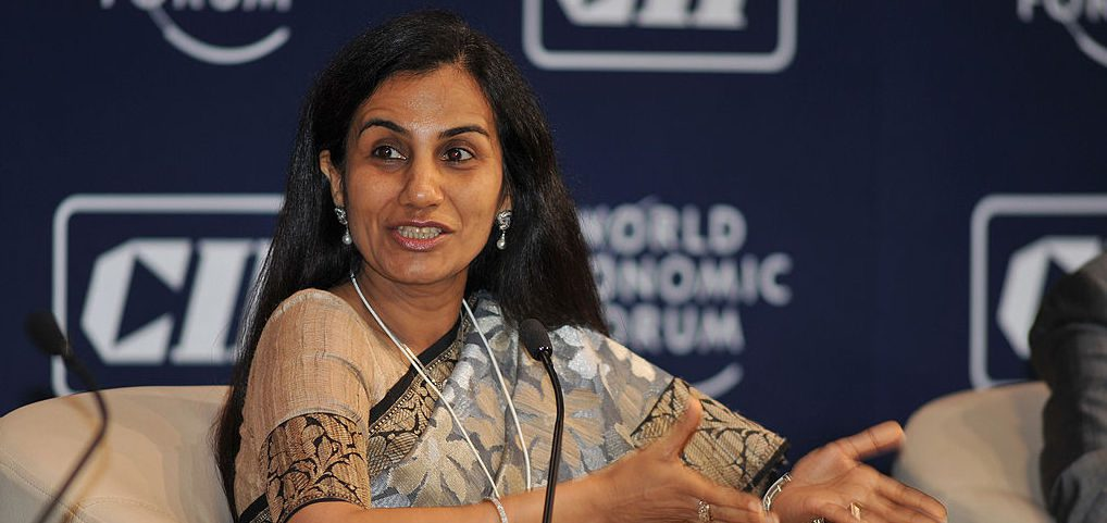 Chanda Kochhar ICICI Probe