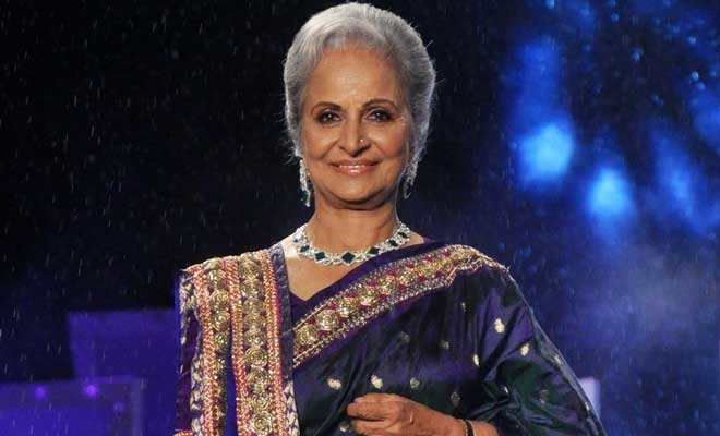 Waheeda Rehman Picture By: Box Office Capsule