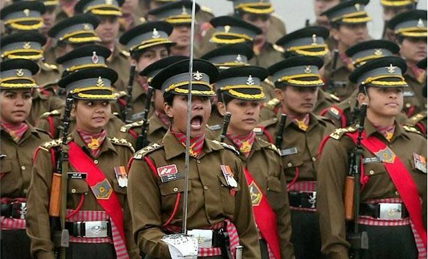 Army special cadre Women Officers