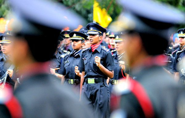 Capt. Divya Ajith Picture By: India Times