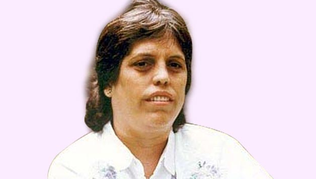Diana Fram Edulji Picture By: Cricket Country