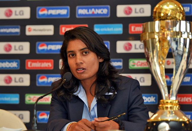 Mithali Raj Picture By: Book My Show