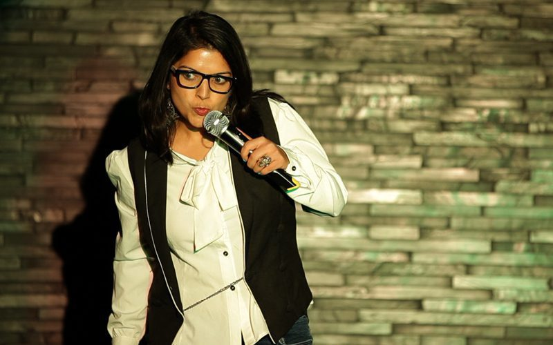 Aditi Mittal Picture By: Stand Up Planet