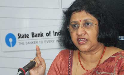 Arundhati Bhattacharya Picture By: Indian Express