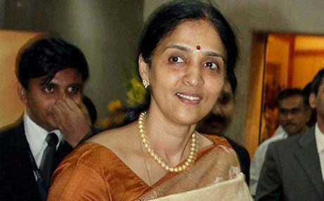 Chitra Ramakrishna Picture By: The New Indian Express