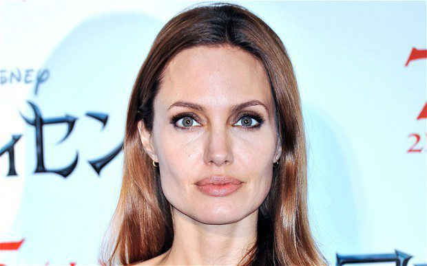 Angelina Jolie Picture By: Telegraph