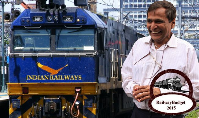Rail Minister Suresh Prabhu Picture By: India.com