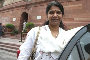 Kanimozhi Picture By: Live Mint