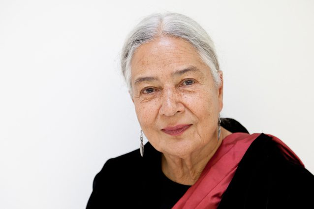 Anita Desai Picture By: Conde Nast Traveller