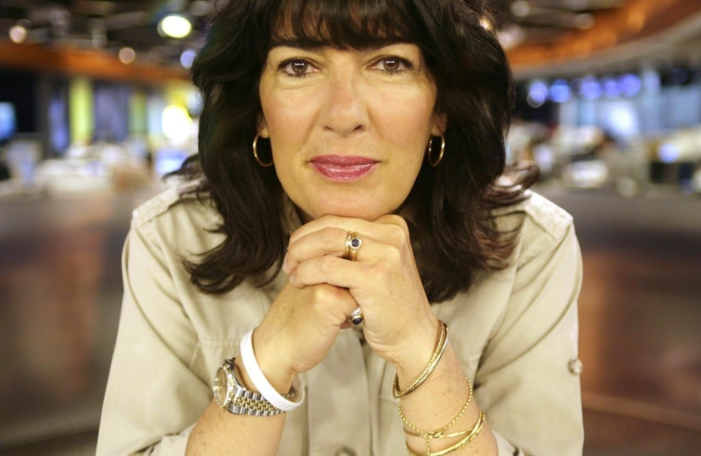 Christiane Amanpour Picture By: Makers.com