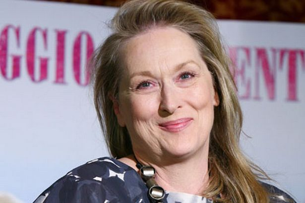 Meryl Streep Picture By: Mirror.co.uk