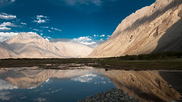 Nubra Valley in Ladakh Picture By: Travel.india.com