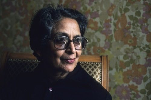 Amrita Pritam Picture By: The Journeyer