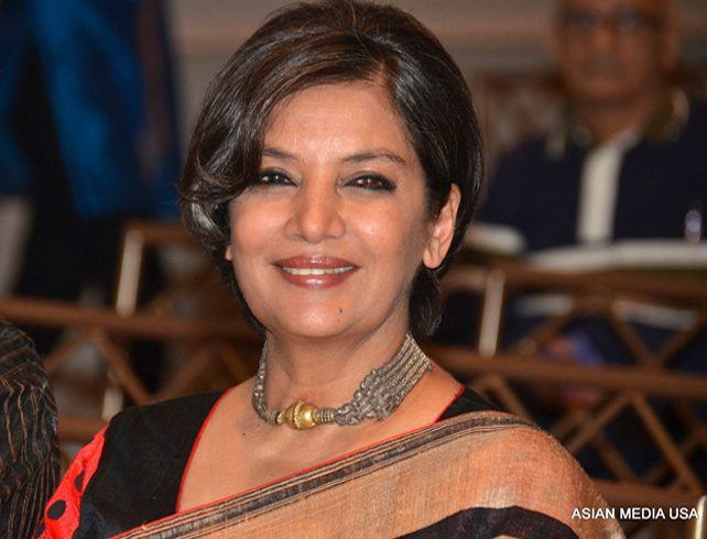 Shabana Azmi Picture By: News East West