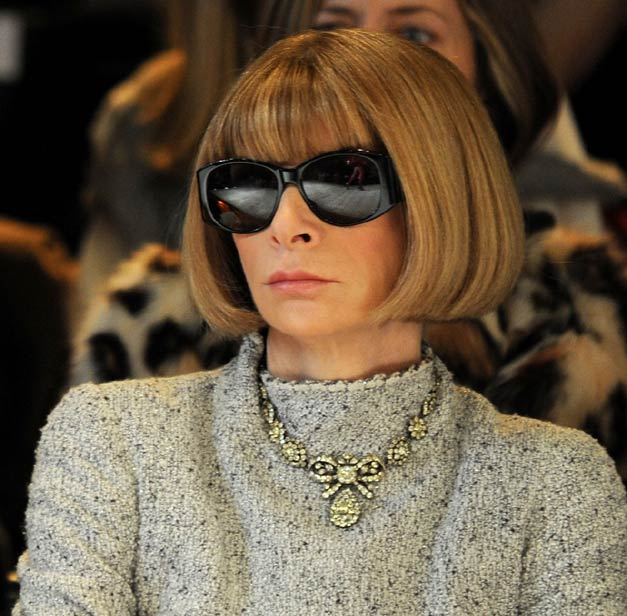 Anna Wintour Picture By: NYU Local