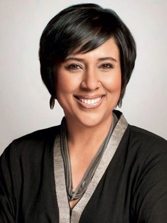 Barkha Dutt Picture By: The Unreal Times