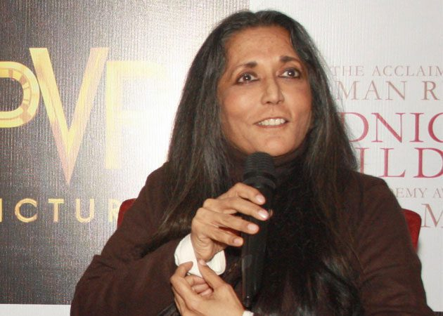 Deepa Mehta Picture By: NDTV