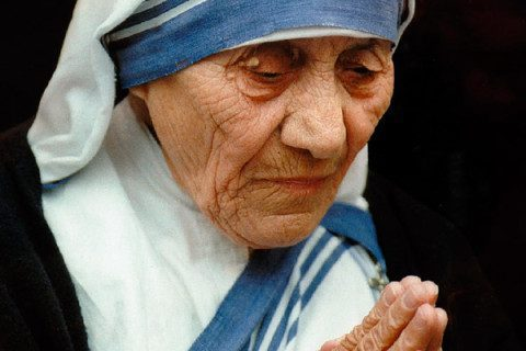 Mother Teresa Picture By: Restless Press