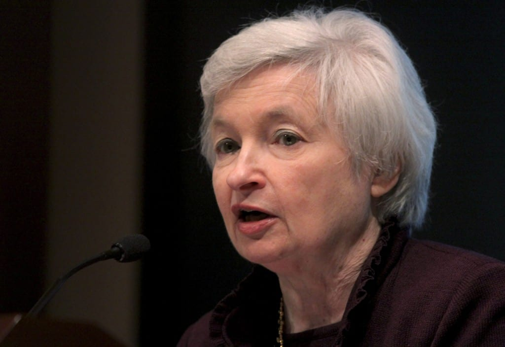 Janet Yellen Picture By: Huffington Post