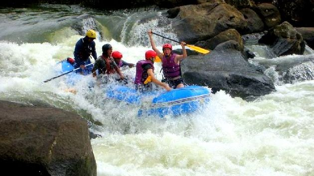 River Rafting in Coorg Picture By: Thrillophilia