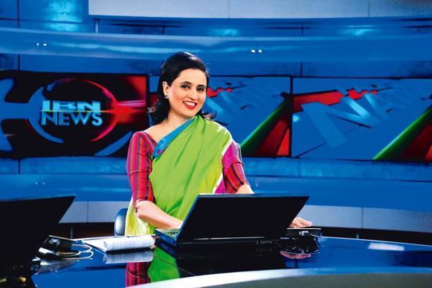 Sagarika Ghose Picture By: Live Mint