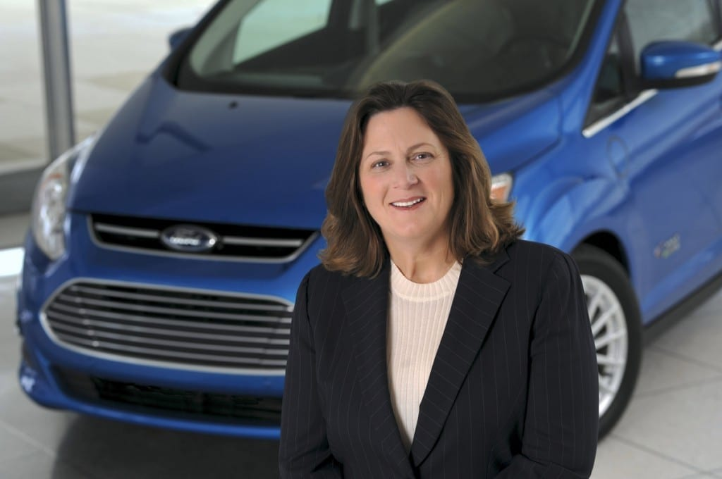 Elena Ford Picture By: Automotive World