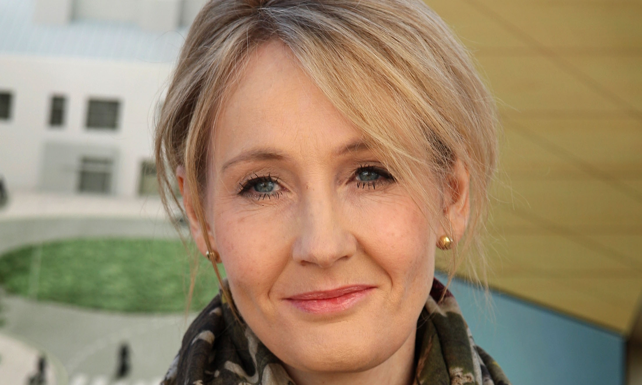 Rowling Helped Potter Fan Depression