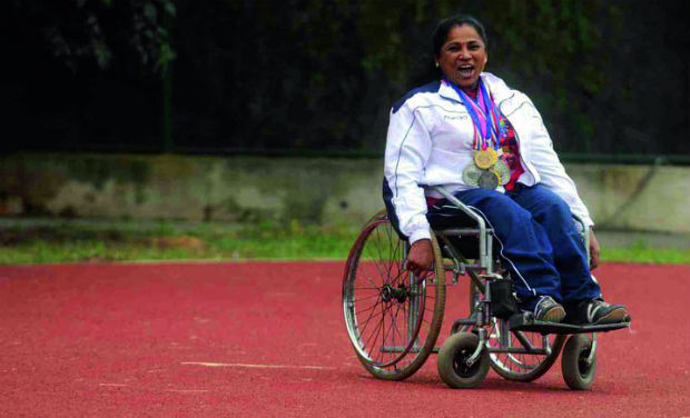 Malathy Krishnamurthy Holla Picture By: Deccan Chronicle