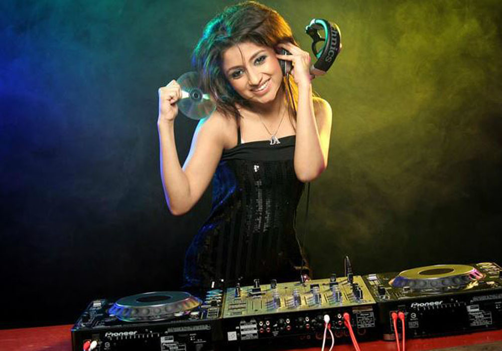 DJ Shireen Picture By: Times City