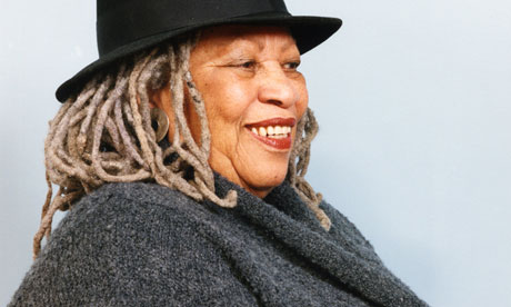 Toni Morrison  Picture By: The Guardian