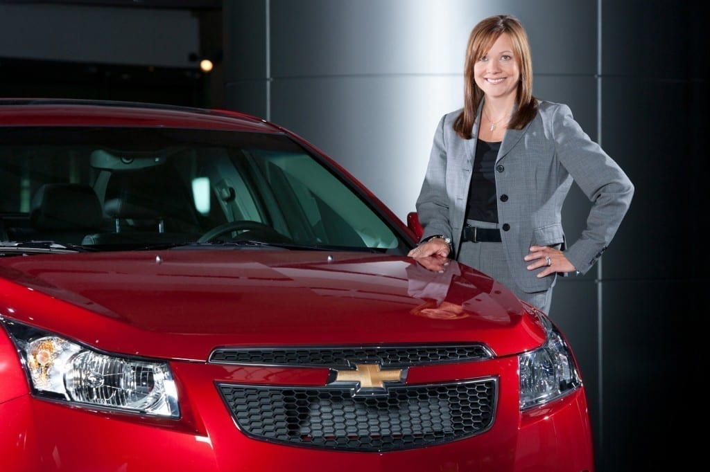 Mary Barra Picture By: Auto Evolution