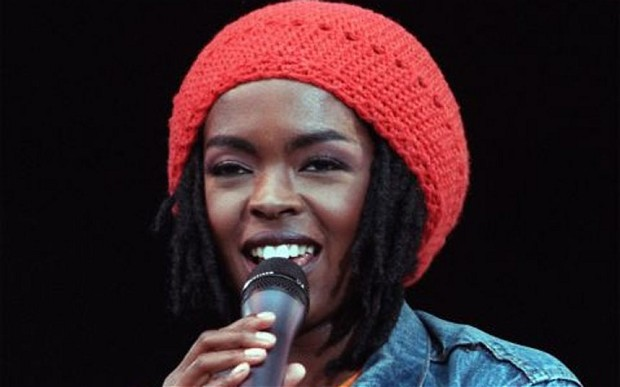 Rapper Lauryn Hill Picture By: Telegraph.co.uk