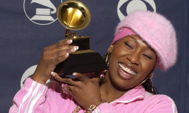 Rapper Missy Elliot Picture By: Okay Player.com