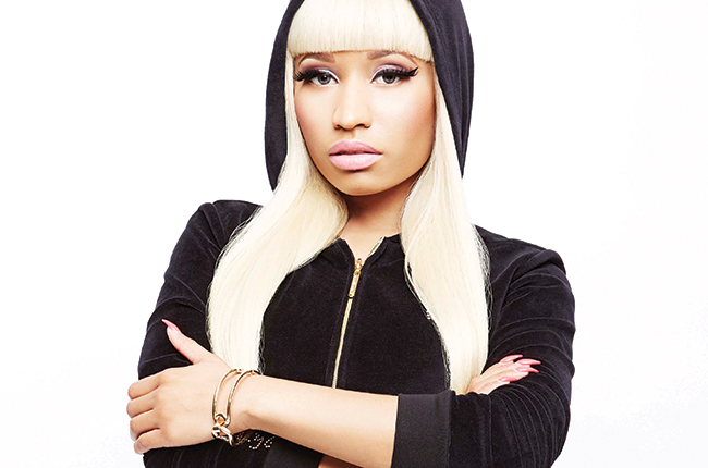 Rapper Nicki Minaj Picture By: Rap Basement.com