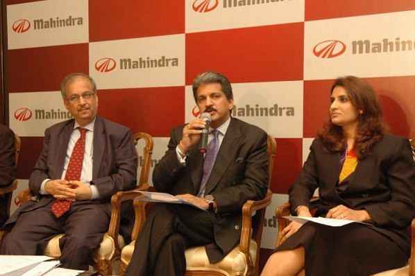 Anand Mahindra women boardrooms