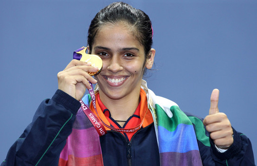 Saina Nehwal Picture By: Sportskeeda