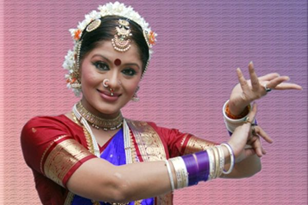 Sudha Chandran Picture By: Telly Chakkar