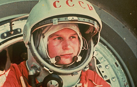 Valentina Tereshkova Picture By: Space.com