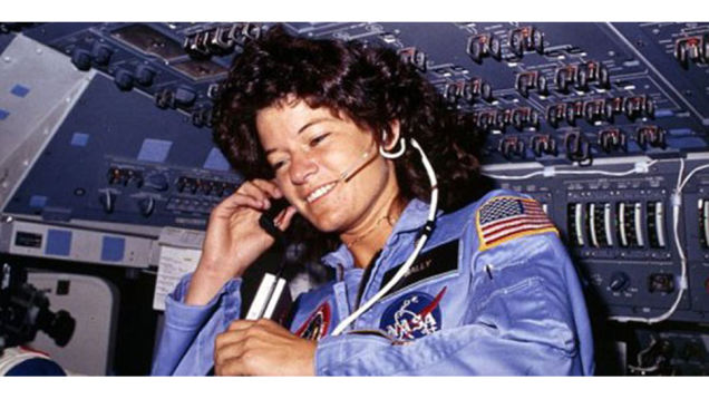 Sally Ride Picture By: Jezebel.com