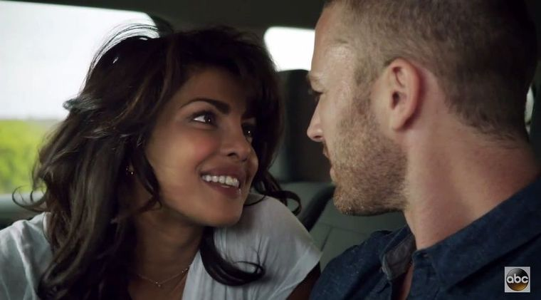 Priyanka Chopra in the trailer of 'Quantico' Picture By: IndiaWest.com