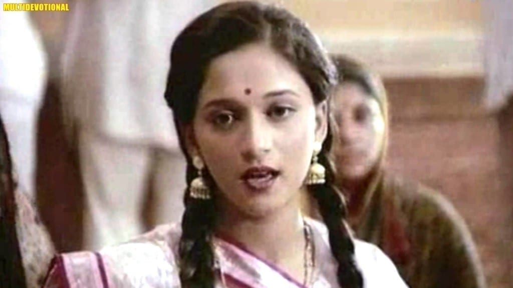 Madhuri Dixit in 'Abodh' Picture By: You Tube