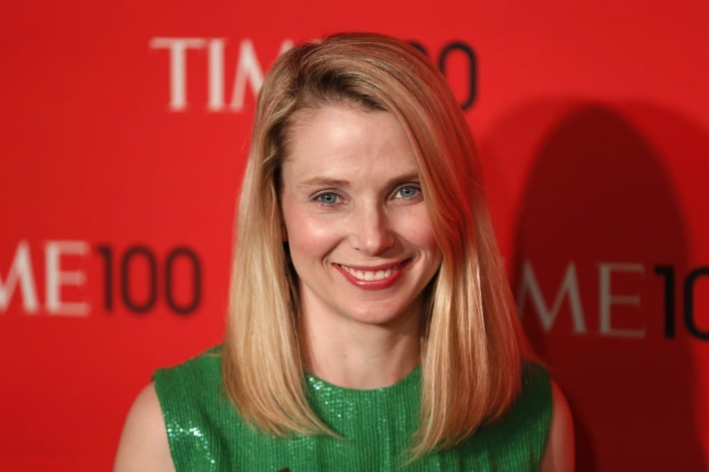 Marissa Mayer Picture By: Pixshark