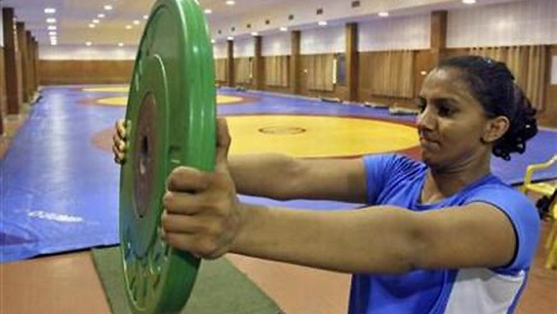 Geeta Phogat  Picture By: TheNew Indian Express