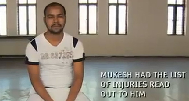 Mukesh, one of the convicted rapists in India's Daughter  Picture By: Telugu Abroad