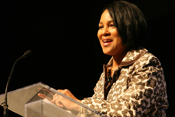 Rosalind Brewer Picture By: Genheration.com